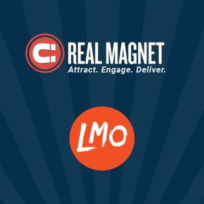 LMO and Real Magnet Partner To  Deliver Full-Service Marketing Solutions
