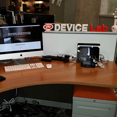 Announcing the LMO Device Lab